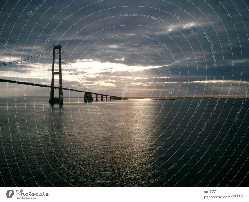 Water Sun Ocean Far-off places Bridge Norway Schleswig-Holstein Kiel In transit Ferry Scandinavia Oslo