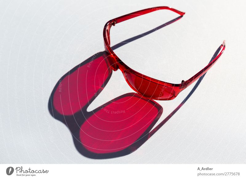 cool sunglasses in red Lifestyle Shopping Style Design Beautiful Leisure and hobbies Vacation & Travel Summer Summer vacation Sun Sunbathing Art Fashion