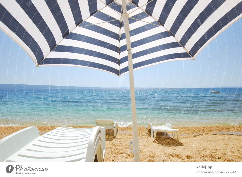 Blue Water Vacation & Travel White Summer Sun Ocean Beach Far-off places Freedom Coast Style Horizon Waves Leisure and hobbies Elegant