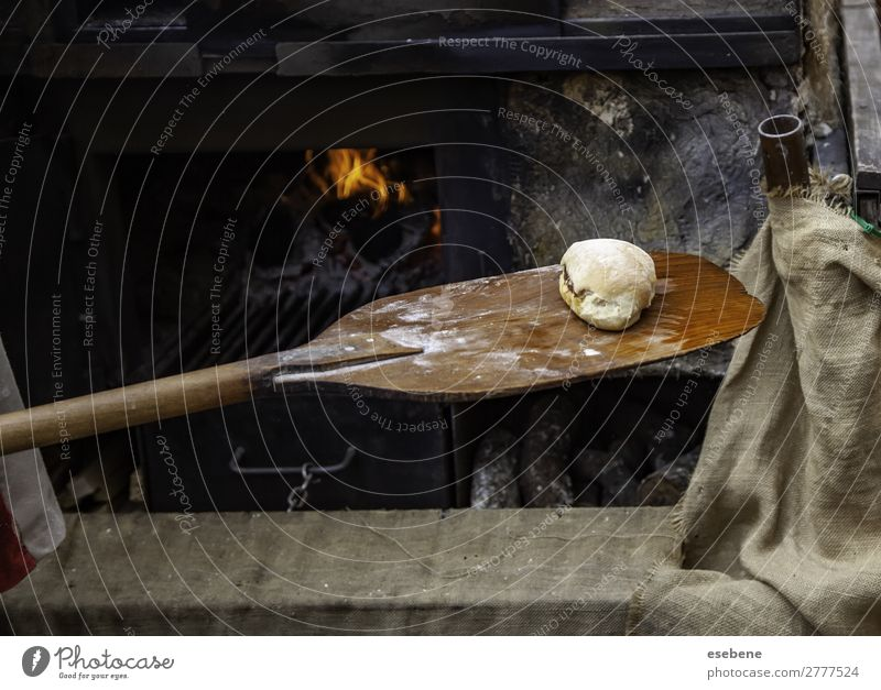 Bread in the oven Human being Man Adults Warmth Work and employment Fresh Stand Shopping Industry Delicious Baked goods Tradition Factory Meal Rustic