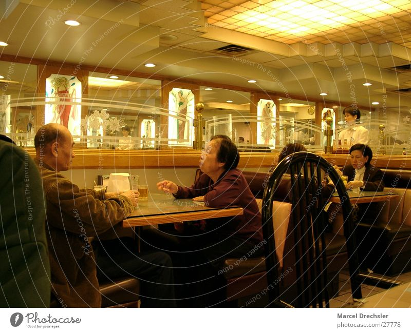 Chinatown Man Chinese Restaurant Gastronomy To talk Yellow Moody Wisdom Japan Group hut Nutrition Argument Architecture