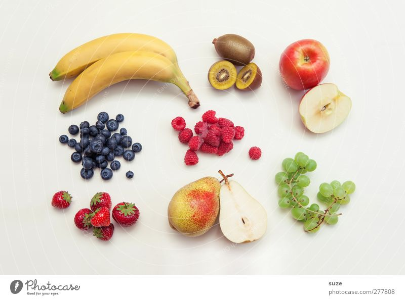Don't fruit yourself Food Fruit Nutrition Breakfast Organic produce Vegetarian diet Lifestyle Style Lie Authentic Fresh Healthy Bright Delicious Sweet Banana