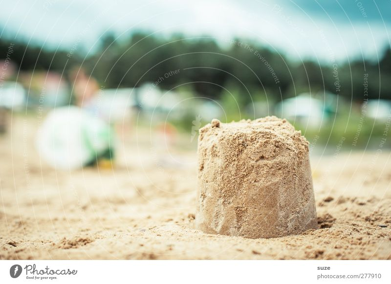 Sky Nature Vacation & Travel Summer Sun Beach Environment Playing Small Sand Infancy Natural Leisure and hobbies Authentic Lifestyle Elements