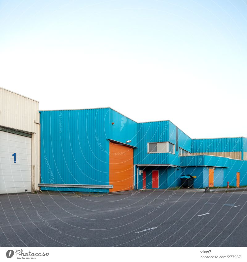 industry Workplace Factory Economy Logistics House (Residential Structure) Industrial plant Manmade structures Building Architecture Wall (barrier)