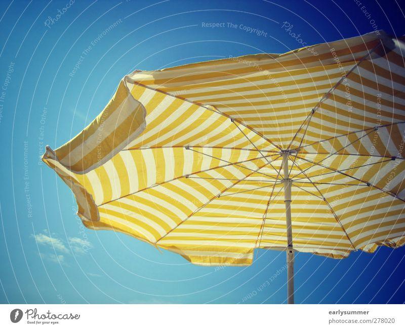 Summer, Sun, Sunshine Style Design Vacation & Travel Freedom Summer vacation Sunbathing Beach Ocean Garden Air Sky Cloudless sky Sunlight Spring