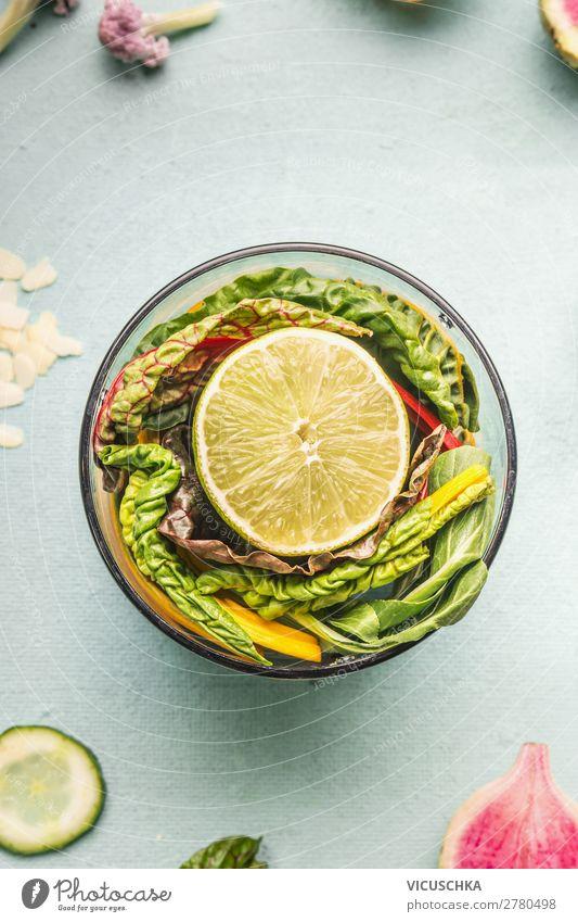 Healthy Smoothie Ingredients in the Mixer Food Vegetable Fruit Apple Orange Nutrition Organic produce Vegetarian diet Diet Beverage Crockery Design