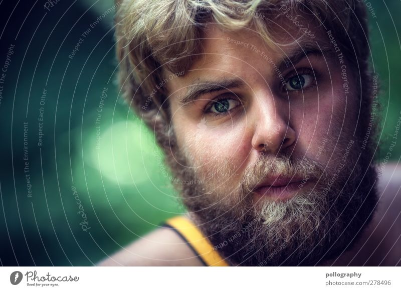 dream about (I) Human being Masculine Young man Youth (Young adults) Man Adults Life 1 18 - 30 years Beautiful weather Hair and hairstyles Blonde Long-haired