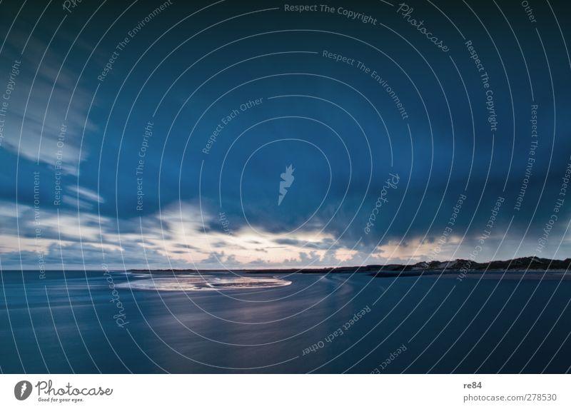 Nature Blue Water Ocean Beach Clouds Calm Environment Coast Dream Horizon Weather Wind Island Elements Bay