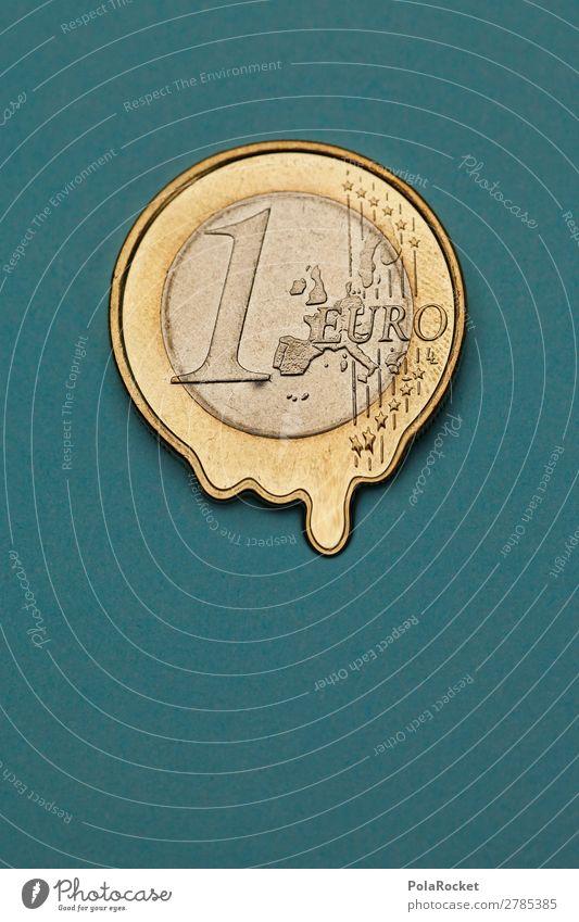#A# Euro inflation Art Work of art Esthetic Financial Crisis Money Financial difficulty Coin Monetary capital Financial backer Financial transaction Decline
