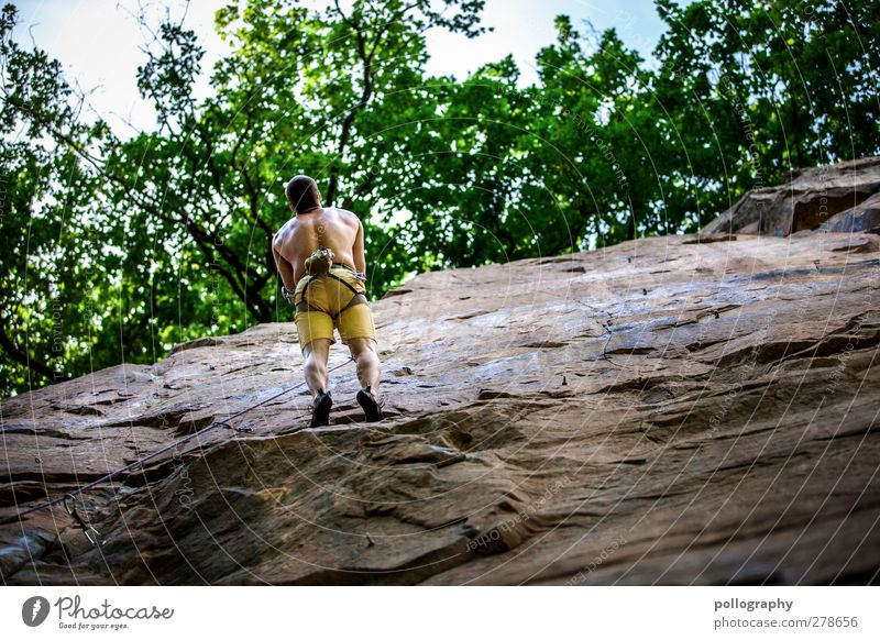 breather Leisure and hobbies Mountain Human being Masculine Young man Youth (Young adults) Man Adults Life 1 18 - 30 years Environment Nature Landscape Sky