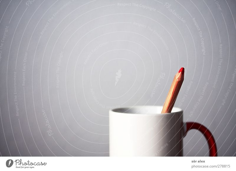White Red Work and employment Business Infancy Success Creativity Painting (action, artwork) Draw Cup Economy Career Pen Fashioned Financial Industry Crayon