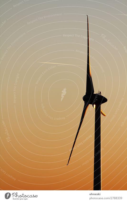 climate change Science & Research Advancement Future Energy industry Renewable energy Wind energy plant Energy crisis Climate Colour photo Exterior shot