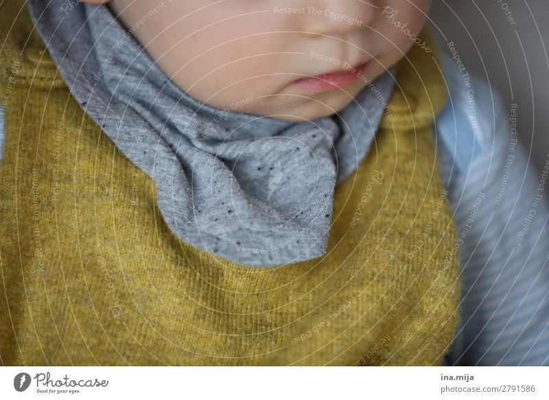 Child Human being Blue Green Winter Girl Life Natural Family & Relations Boy (child) Small Fashion Infancy Baby Clothing Cute
