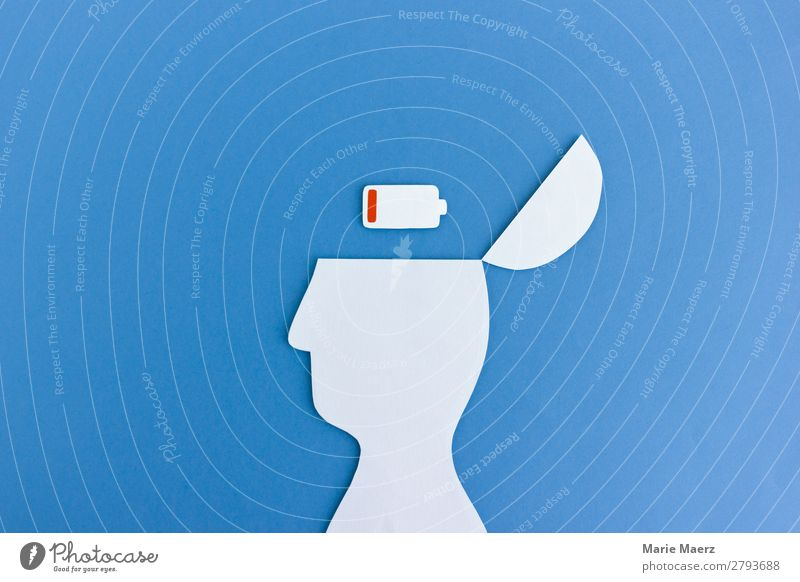 Human being Blue Relaxation Emotions Head Think Work and employment Moody Communicate Power Success Creativity Empty Study Energy Speed