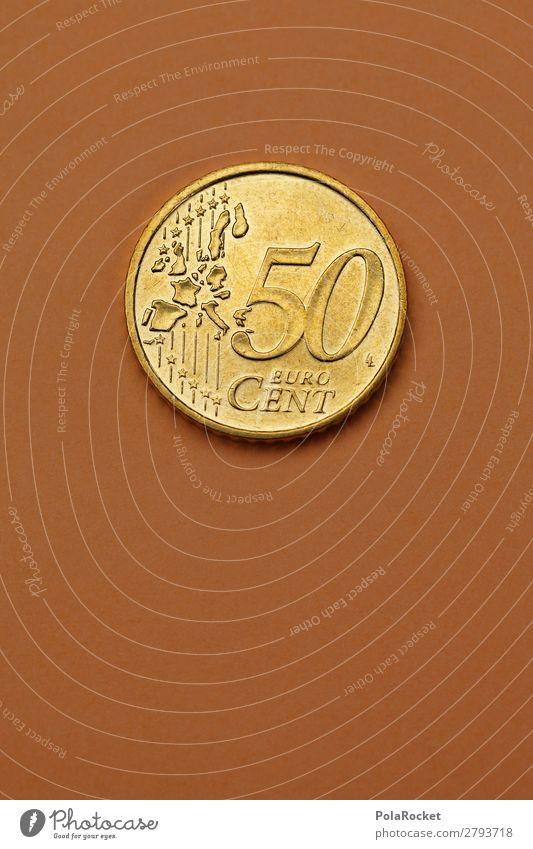 #A# fifty cent Art Esthetic 50 50% Cent Money Financial institution Coin Donation Monetary capital Financial backer Financial transaction Colour photo