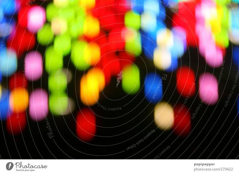 300! Night life Party Town Ornament Graffiti Line Stripe Movement Illuminate Glittering Multicoloured Energy Colour Moody Neon light Exterior shot