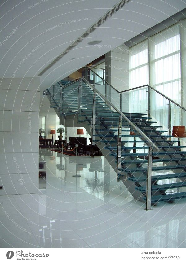 White Art Architecture Modern Places