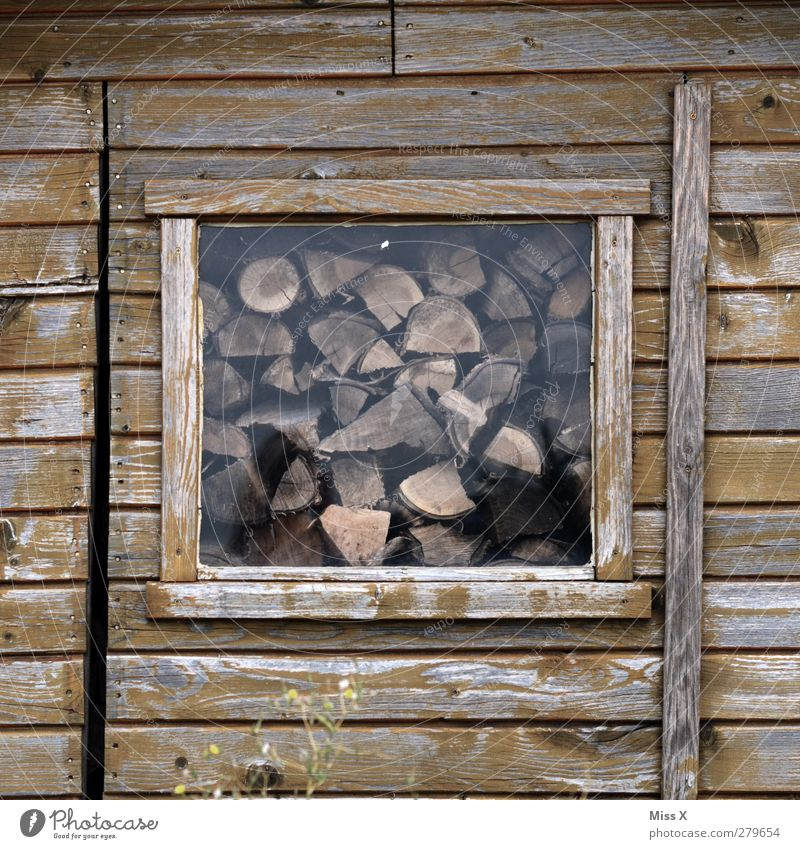 Window Wood Brown Hut Wooden board Firewood Supply Wooden hut