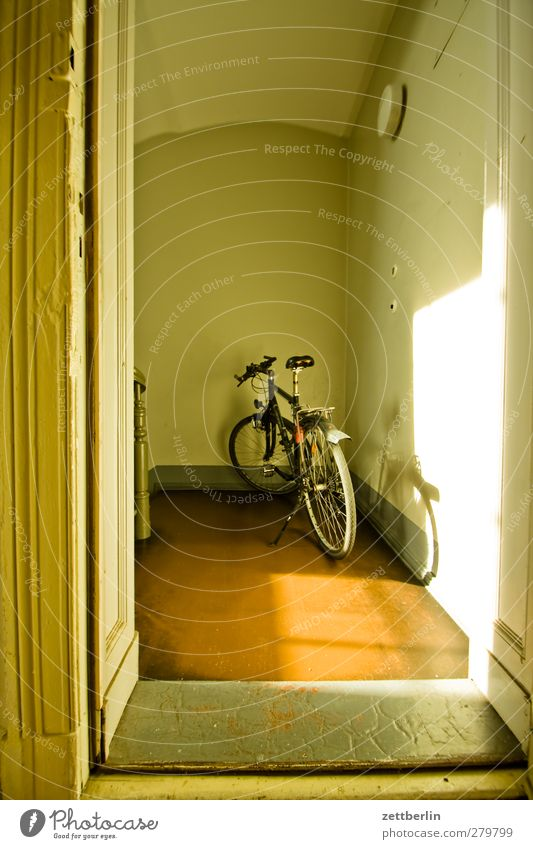 bicycle Lifestyle Leisure and hobbies Vacation & Travel Trip Living or residing Flat (apartment) Interior design Room Cycling Wall (barrier) Wall (building)