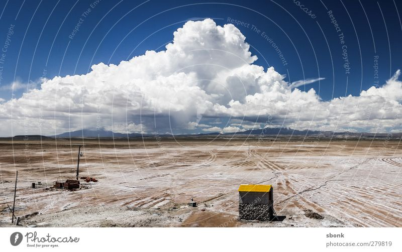 Altiplano Environment Nature Landscape Elements Earth Sand Air Sky Clouds Storm clouds Sun Climate Weather Beautiful weather Bad weather Gale