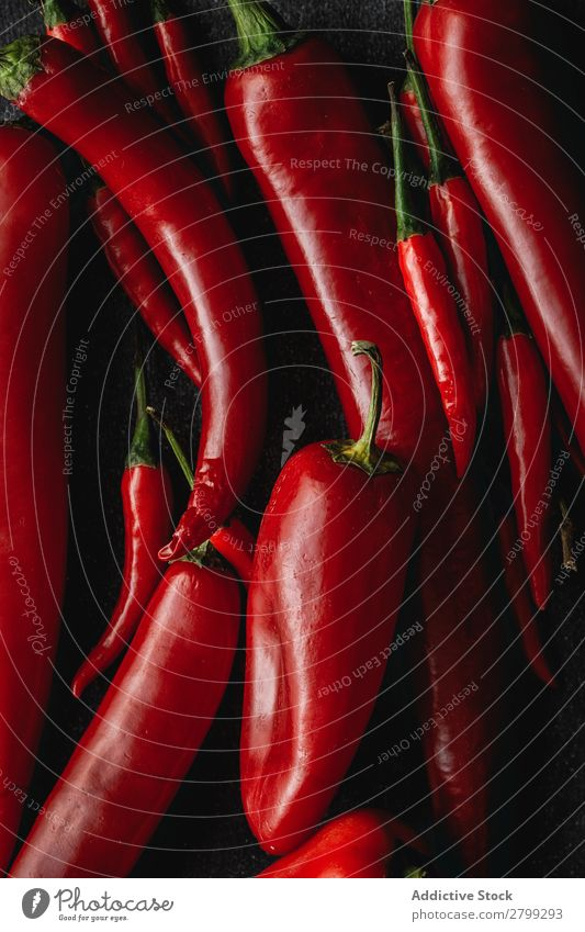 Fresh red and spicy chilli peppers Food red green Vegetable Hot cayenne Background picture Pepper Organic Ingredients paprika Macro (Extreme close-up) Mexicans