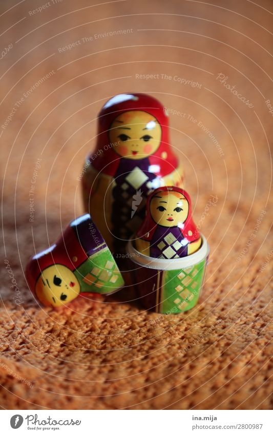 go together Human being Feminine Child Girl Woman Adults Family & Relations Life 3 Equal Identity Uniqueness Infancy Future Matryoshka Toys Mother