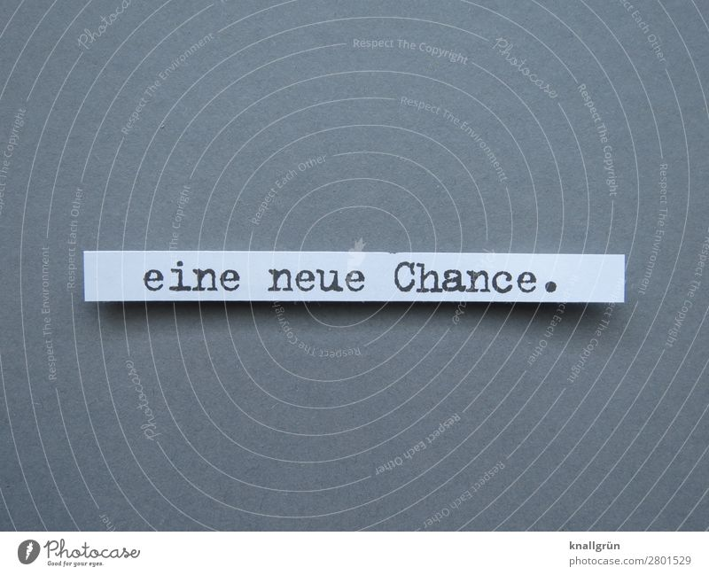 A new chance Chance New possibility Communicate Letters (alphabet) Word leap communication Typography Language Characters Text Latin alphabet Compromise