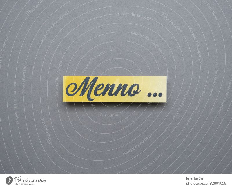 menno Characters Signs and labeling Communicate Yellow Gray Emotions Moody Curiosity Reluctance Disappointment Aggravation Cancelation Colloquial speech