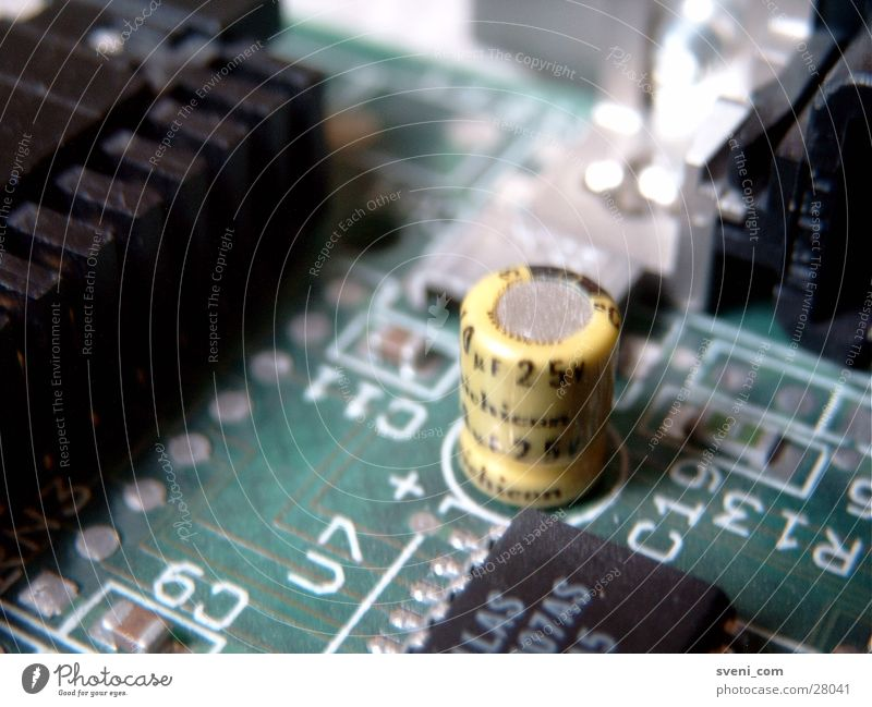 Green Yellow Technology Digits and numbers Electronics Circuit board Electrical equipment Transistor