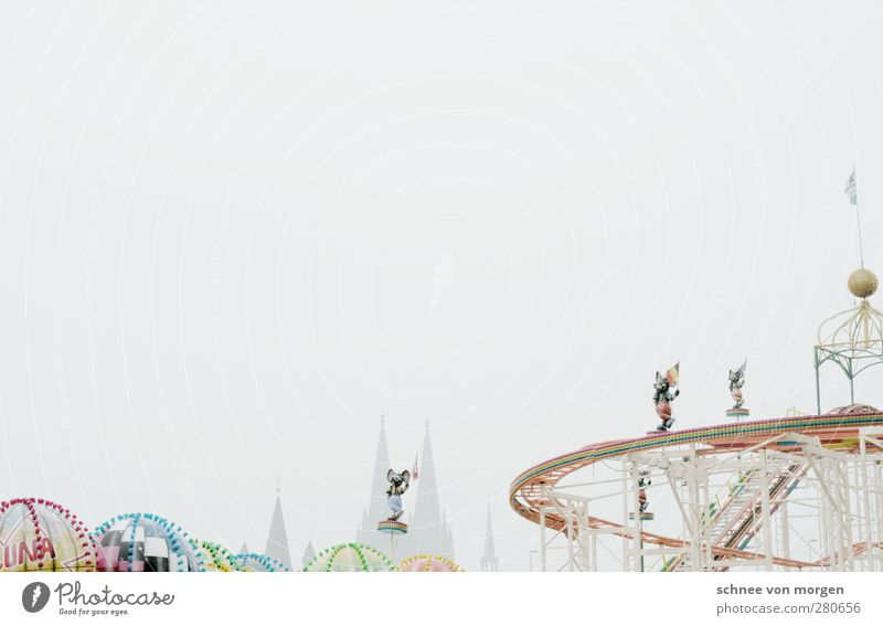 It's all a question of priority. Leisure and hobbies Tourism Sightseeing City trip Feasts & Celebrations Fairs & Carnivals Carousel wild mouse Theme-park rides