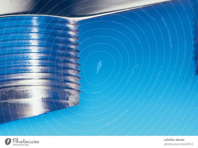 Blue Metal Industry Tool Aluminium Drill Screw thread