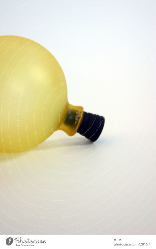 Yellow Ball Balloon Round Sphere Obscure Darning