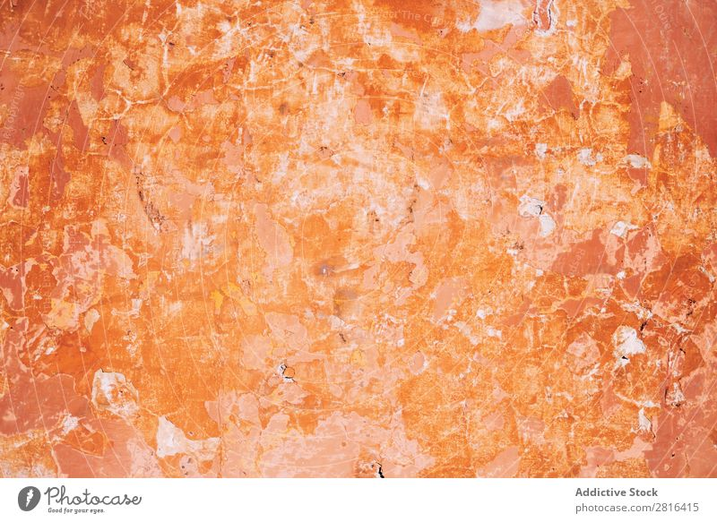 Orange old textured background Red Old Italian Street Rust Brick Town Stone Rome Italy Brown Yellow Sand spots Cube Strong Light decor Gray Building Abstract