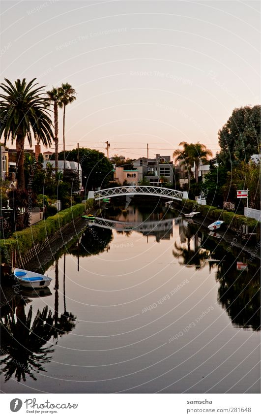 Venice Vacation & Travel Tourism Trip Summer Living or residing Dream house Water River bank Town House (Residential Structure) Detached house Park Bridge