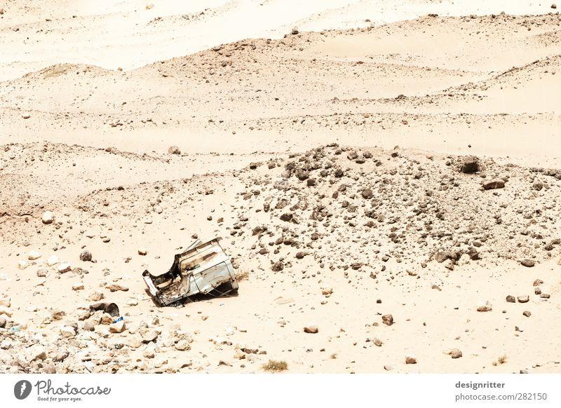 Nature Environment Warmth Death Sand Car Lie Climate Gloomy Broken Transience Desert Logistics End Dune Truck