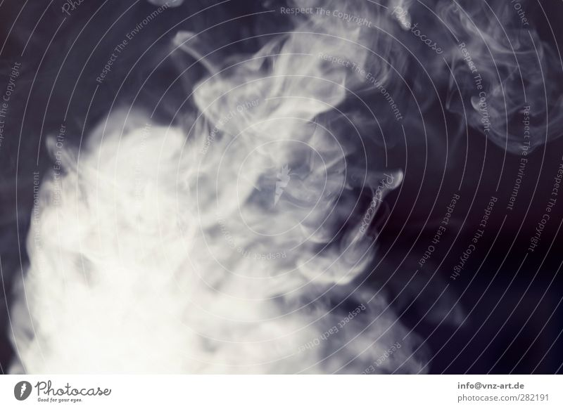 smoky Smoke Gray Smoking Waterpipe Fog Smoke-filled Dark Cigarette Interior shot Deserted Artificial light Blur