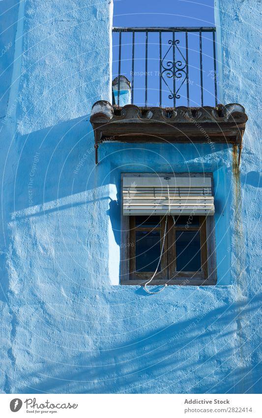 Júzcar, pueblo azul de los pitufos, Málaga. España Stage Production blue walls Juzcar Genal Valley Sierra de Ronda Blue Change adaptation Exceptional commitment