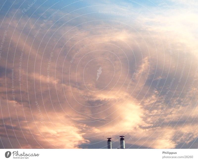Sky Chimney Swirl