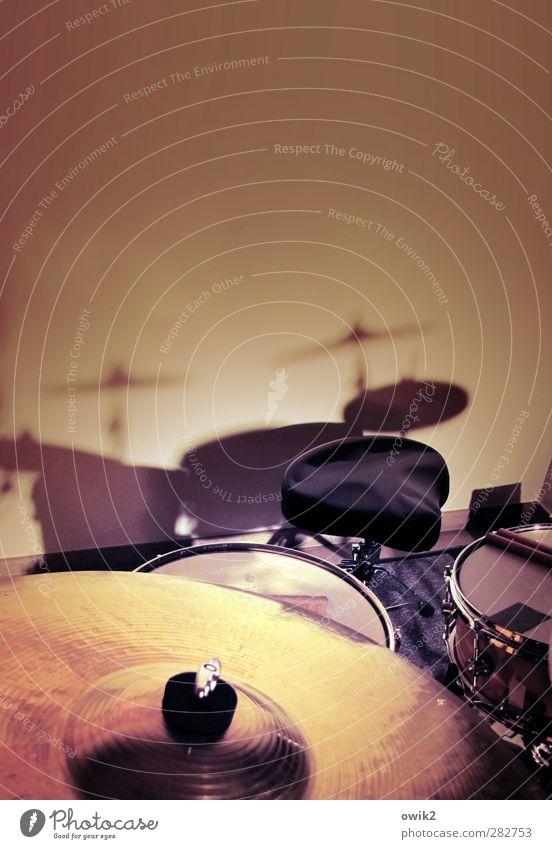 Calm Wall (building) Wood Art Music Wait Break Plastic Concert Leather Drum set Shadow play Jazz Bronze Cymbal