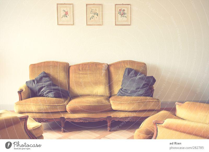 Old Style Interior design Elegant Design Living or residing Esthetic Decoration Image Historic Sofa Furniture Living room Luxury Vintage Cushion