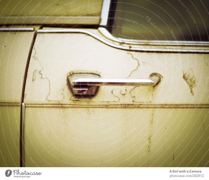Old Car Window Car Transport Broken Car door Retro Vehicle Door handle Vintage car Means of transport Old fashioned