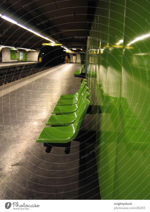 Transport Bench Station Underground Train station Provence Paris Métro Marseille