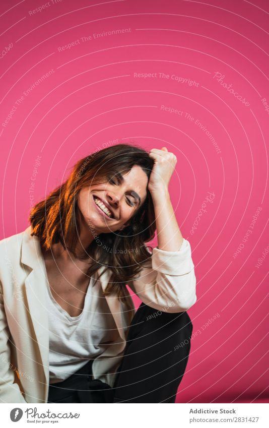 Fabulous Cheerful Women Posing For Selfie A Royalty Free Stock Lamtechconsult Wood Chair Design Ideas Lamtechconsultcom