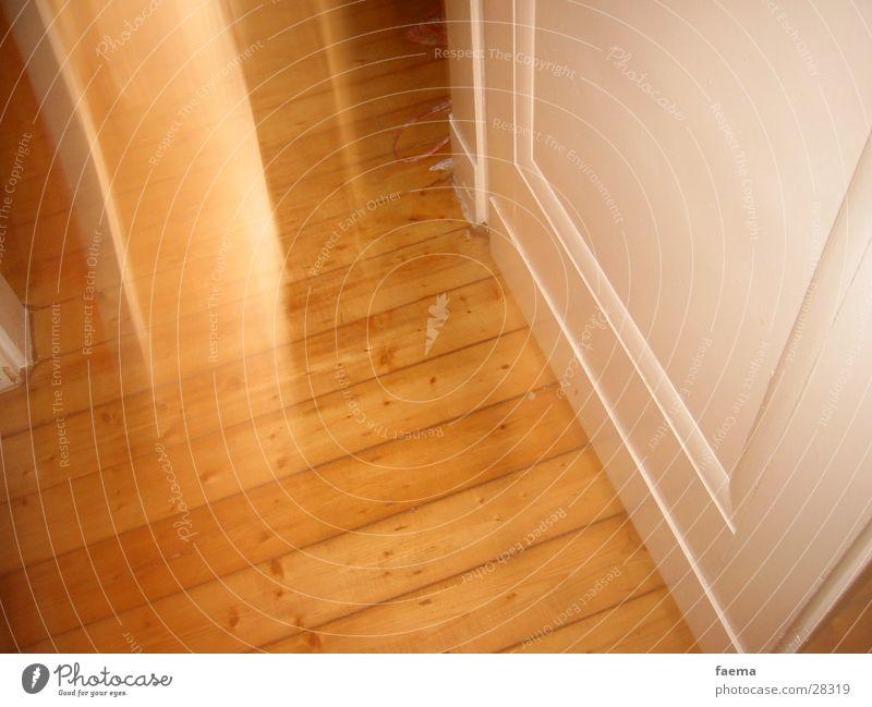 open house Open Wood Wooden floor Old building Wooden door Flexible Obscure Door Movement Shadow Ghosts & Spectres  Floor covering