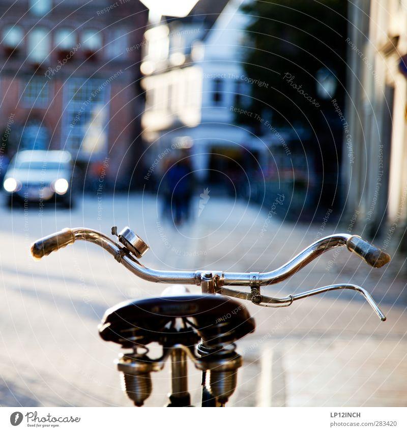 Oldschool. Design Athletic Cycling tour Luneburg Transport Means of transport Street Vehicle Car Bicycle Elegant Brash Original Retro Esthetic Movement