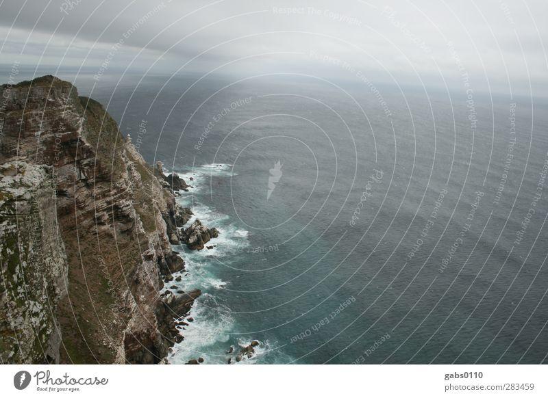 Sky Nature Blue Water Ocean Landscape Environment Coast Freedom Gray Stone Earth Air Horizon Waves Wind