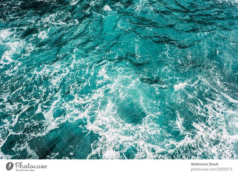 Turquoise ocean Water Ocean Nature Landscape Cliff coastal Coast Natural Rock Stone Lanzarote Spain Vantage point wavy Vacation & Travel Tourism Trip Hill
