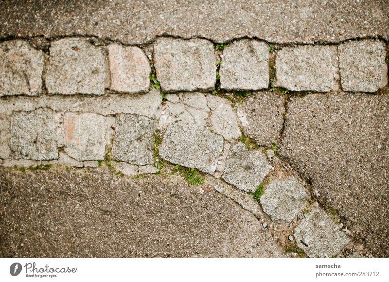 City Street Lanes & trails Stone Line Transport Broken Floor covering Change Ground Sidewalk Relationship Pavement Paving stone Divide Crossroads