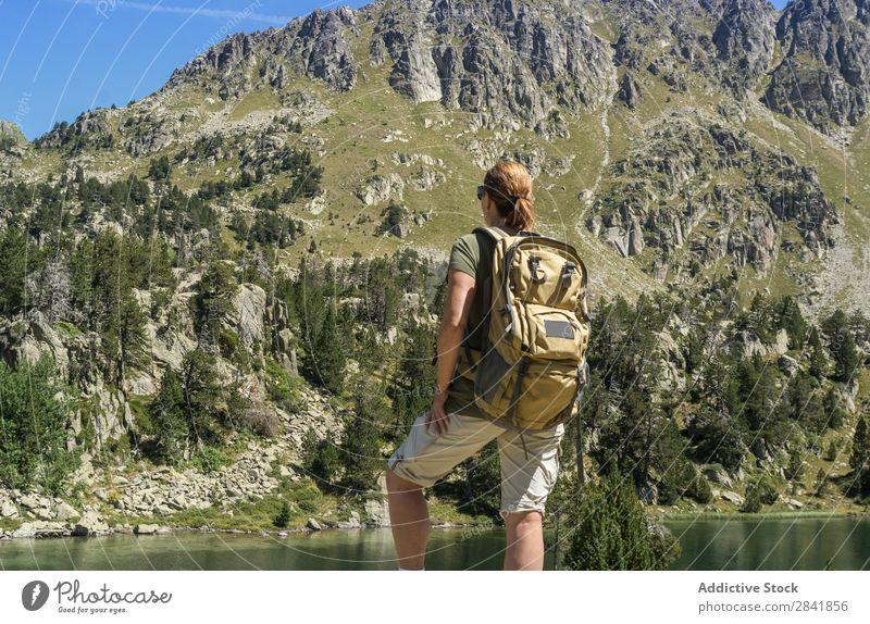 athlete walking through all of the Pyrenees Adventure Alpine Altimeter Aran Islands Beautiful catalan Catalonia catalunya Environment Europe Forest Green Hiking