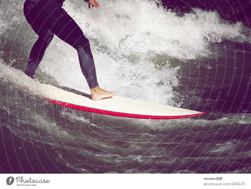 The Best Religion III Lifestyle Art Esthetic Leisure and hobbies Freedom Waves Swell Undulation Wave break Surfing Surfer Surfboard Athletic Sports Sportsperson